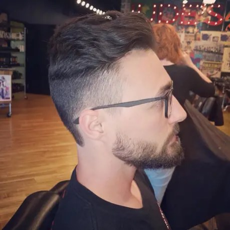 Haircut-Mens-Judes-Barber-Shop-Cheshire-Area