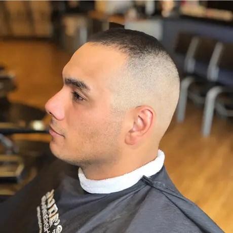 Fade-Haircut-Judes-Barbershop-Byron-Center