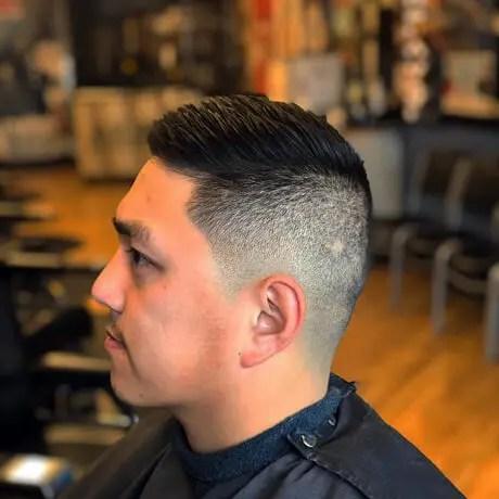 Haircut-Mens-Judes-Barbershop-Byron-Center