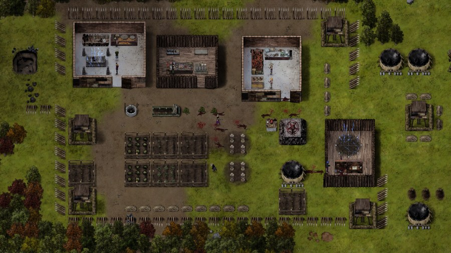 Judgment  Apocalypse Survival Simulation The Colony