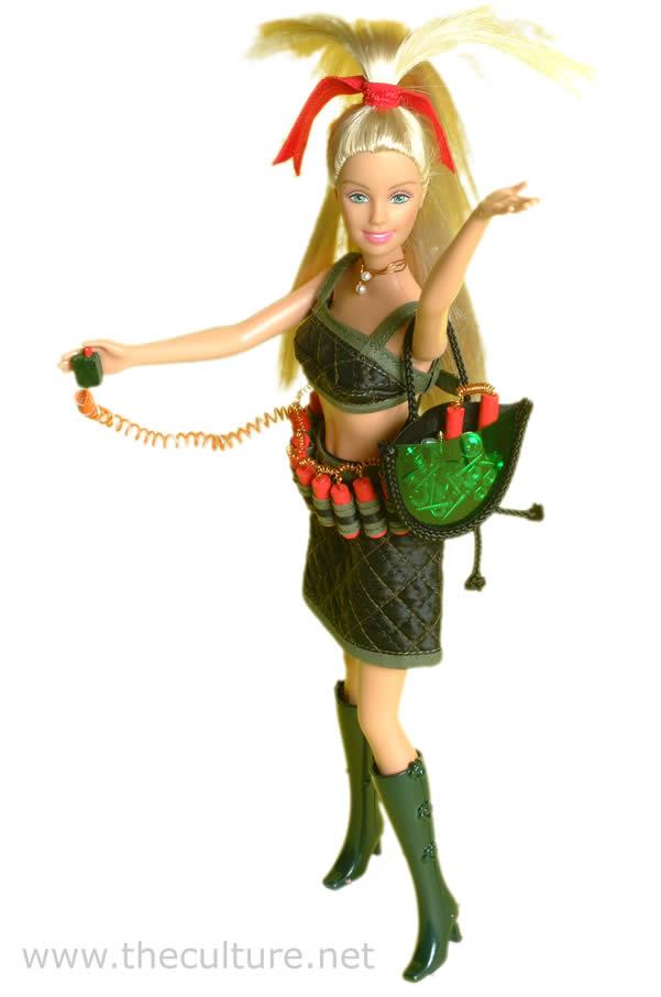 Barbie Beats Up The Bratz Aisha Music