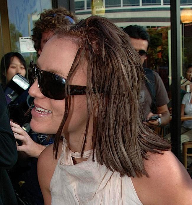 Judge Wants Britney Paparazzi Photo Of Another Kindher Mug Shot