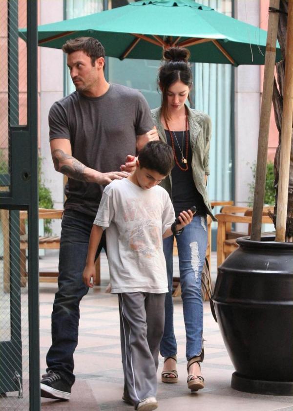 Megan Fox: My Husband Is A Wuss
