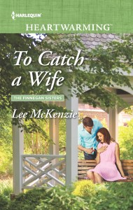 To Catch a Wife - Lee McKenzie - front cover
