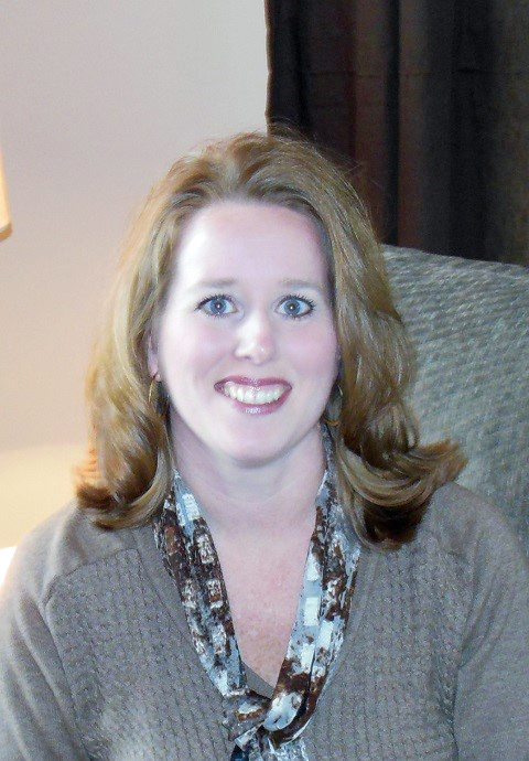 Author Stacey Joy Netzel