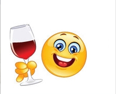 facebook-emoticon-holding-glass-of-red-wine