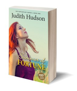 Summer of Fortune Book Cover