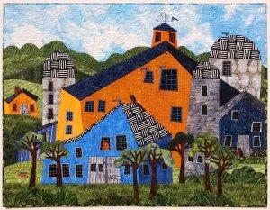Judith Reilly's Conrad Trarys Blue Barn