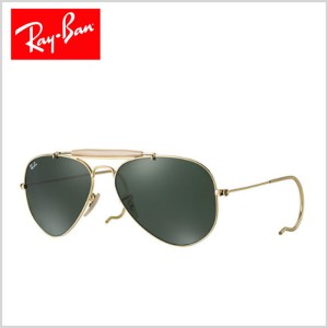 Ray Ban - OUTDOORSMAN - Women - Sunglasses - g