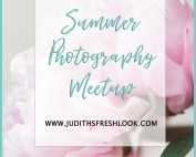 Summer Photography Meetup