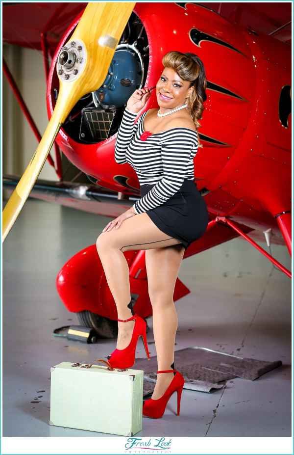 Vintage Pin Up Photos   Military Aviation Museum ...