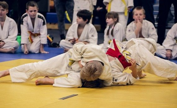 enfant-judo