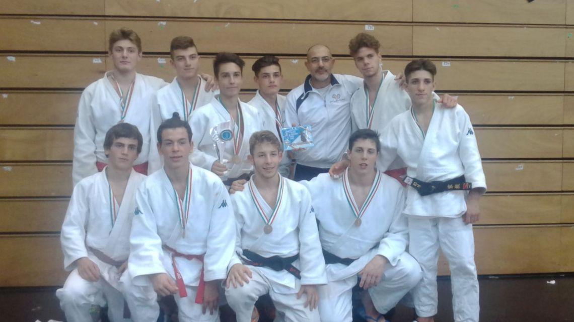 Nicolò Gambino 3° ai Campionati Italiani a Squadre