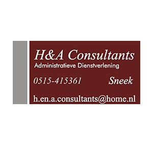 H&A Consultants Sneek