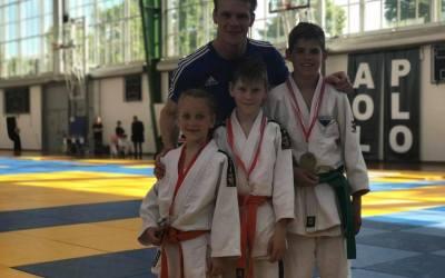 judoka's Akkermans winnen prijzen in Amsterdam