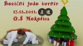 Božićni judo turnir