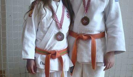 Matej Raguž juniorski prvak Hrvatske do 100 kilograma, Mihaela Đuho i Karmen Knego brončane u uzrastu djevojčica