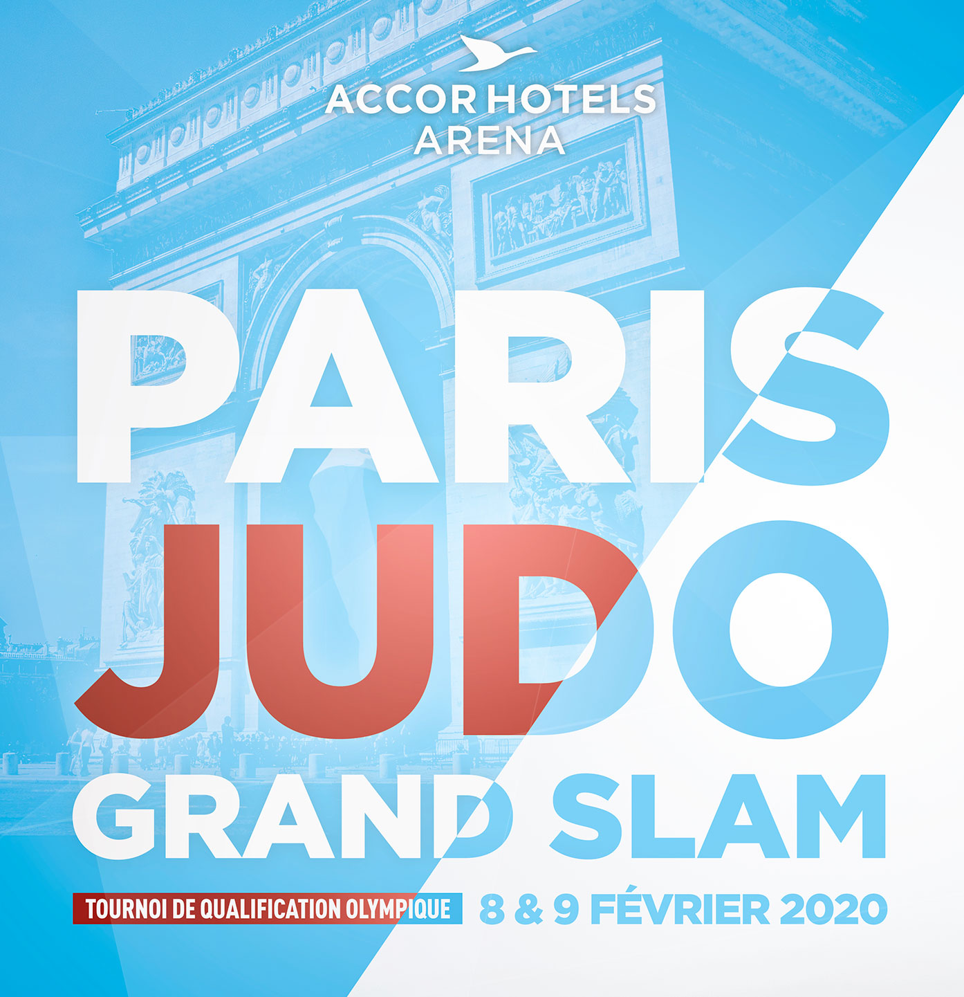 Déplacement au Grand Slam de Paris le 08/02/2020