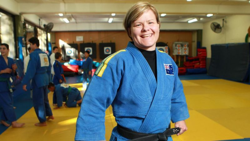 UNSW judo club coach Kylie Koening selected as Australian Commonwealth Games coach.