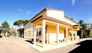 la scuola primaria di Sarteano