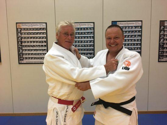 plezier in judo