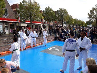 buiten judo demo