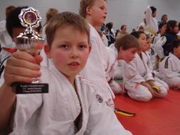 Eremetaal voor Judo Vianen in Culemborg