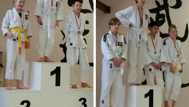 Judo Vianen behaalt medailles op ne-waza toernooi