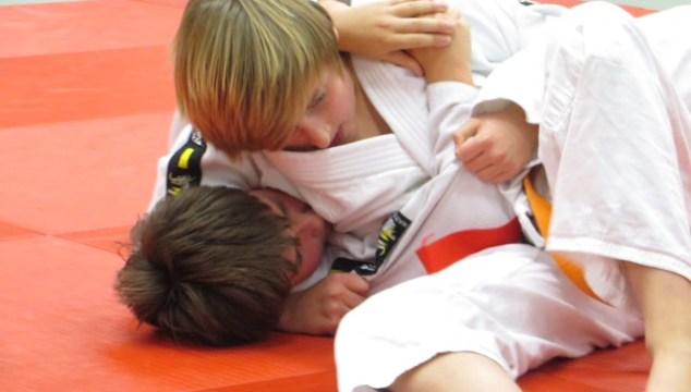 Knokken op Utrechts & Ijsselsteins Judo toernooi