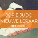 Jopie Judo 3 – Nieuwe leraar