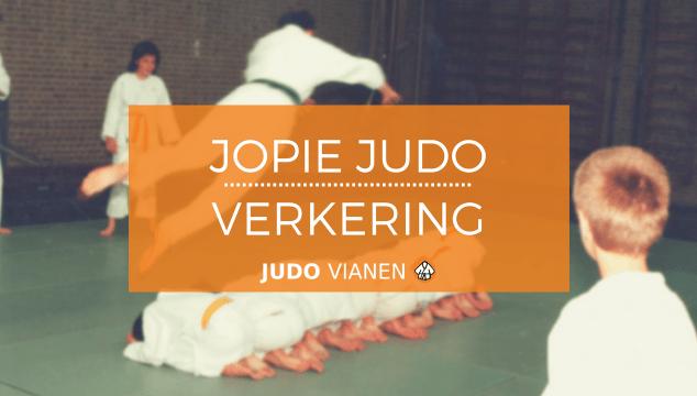 Jopie Judo 15 – Verkering