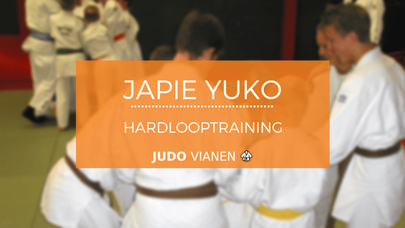 Japie Yuko 1 hardlooptraining