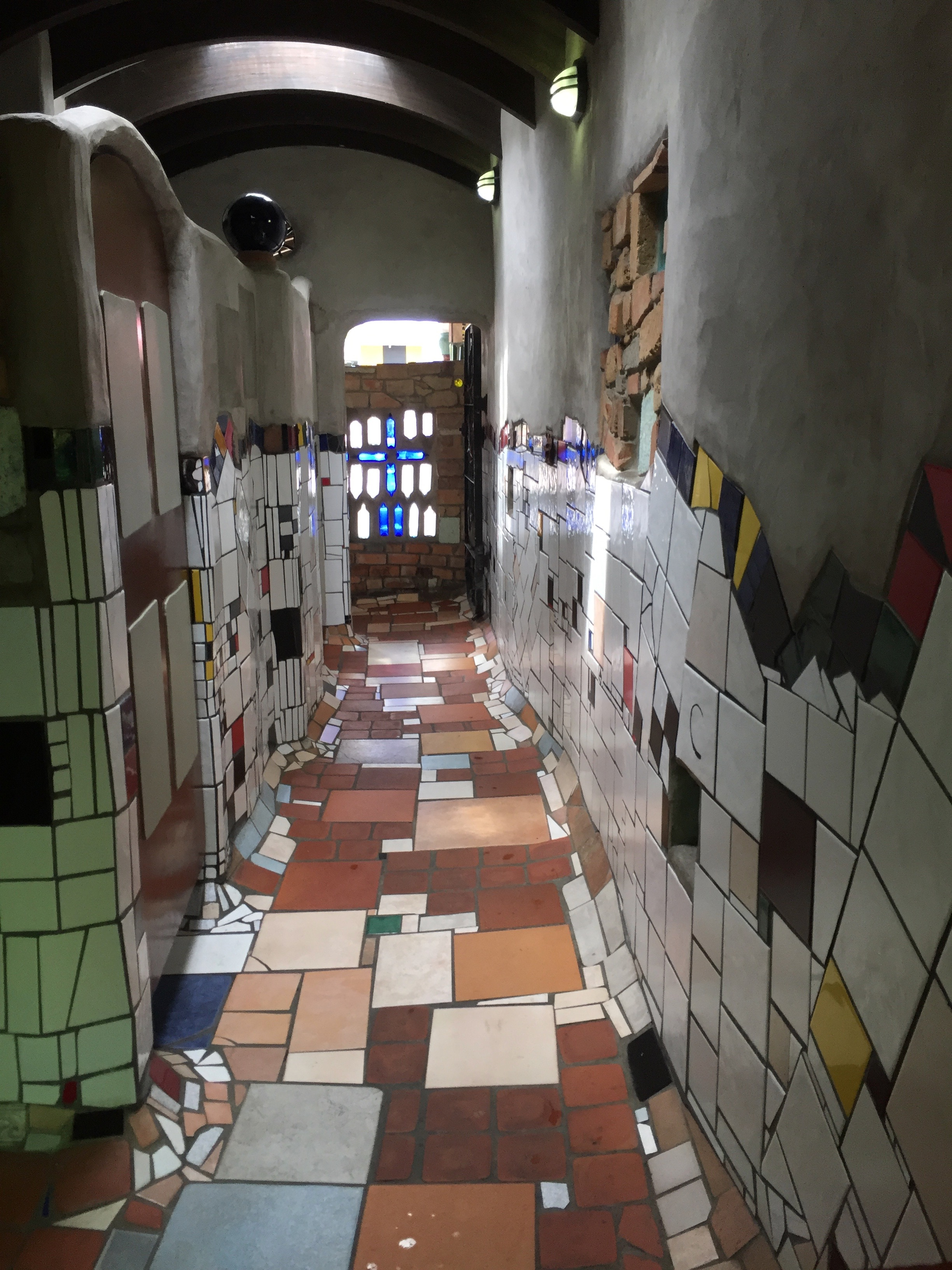 Most Beautiful Artistic TOILETS Ever by Hundertwasser!