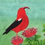 Painting+Hawaiian+Fauna1