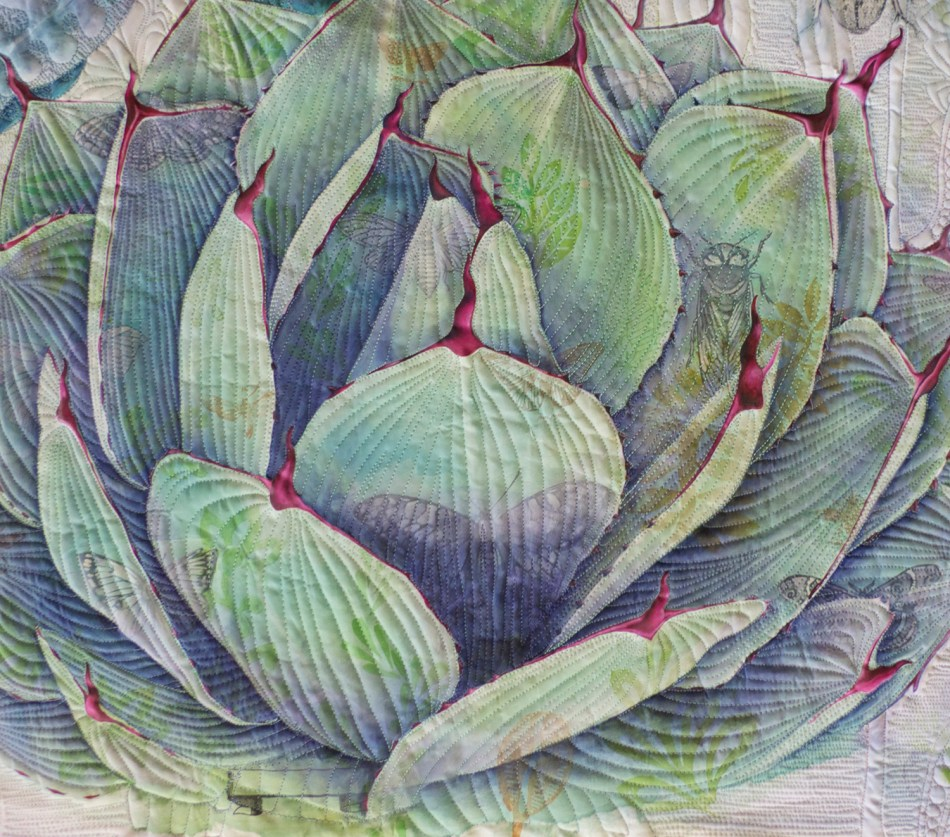 agave quilting