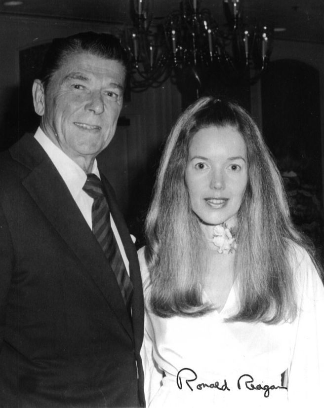 judy hRonald Reagan, Judy Hevenly