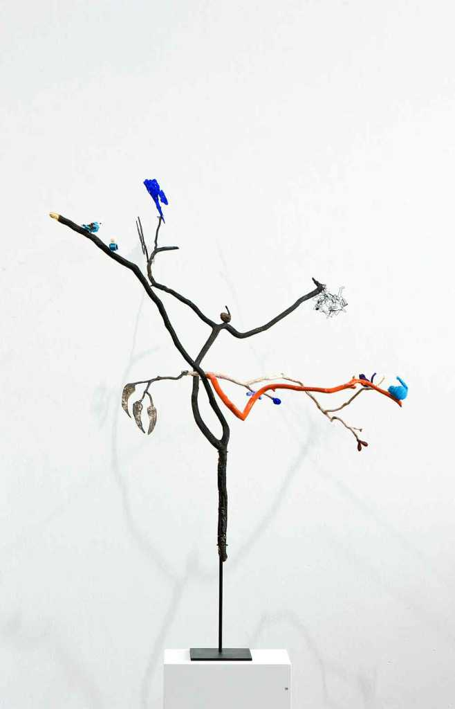 G.M Gumtree, 1400 x 1100 x 800mm, Mixed media, 2013
