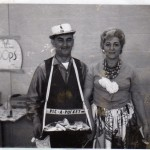 33 Mom & Dad at the Purim festival
