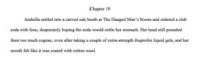 My rewrite.