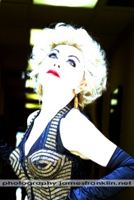 Madonna-blu