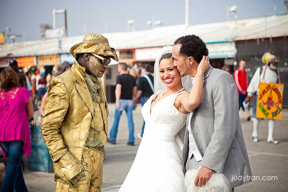 Marina Del Rey Wedding Photography Melissa Amp Andres