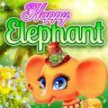 Tu elefante feliz