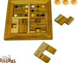 juego de concentrese en teca