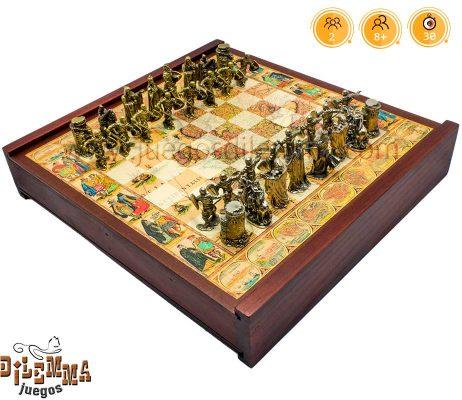 ajedrez medieval