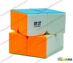 Cubo Rubik 2X2 Qiyi Stikerless