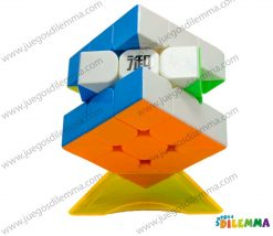 Cubos Rubik 3x3 KungFu Longyuan