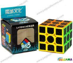 Cubo Rubik 3x3 texturizado Moyu