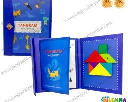 Tangram Magnético