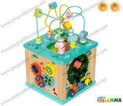 Caja Multifuncional Montessori