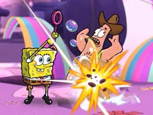 Geometry Dash Nickelodeon Game